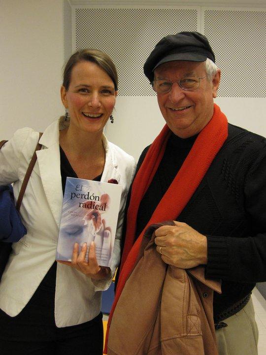 Andrea Sydow y Colin Tipping en Barcelona, 2010