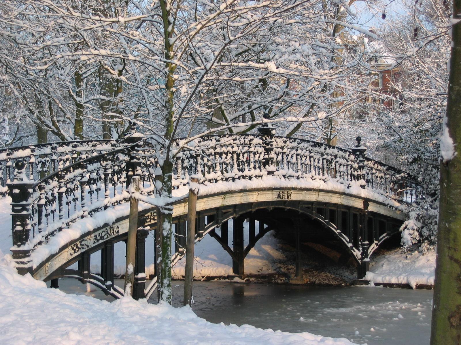 Primer nieve y un regalo  u2013 Andrea Sydow