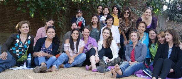 Un grupo de mujeres magnéticas