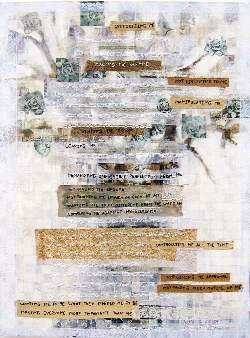 Joshua Tree de la artista plástica Muss Hernandez