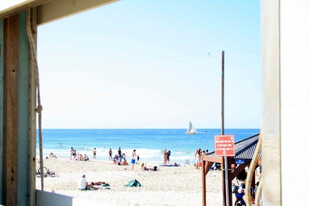 alma beach tlv