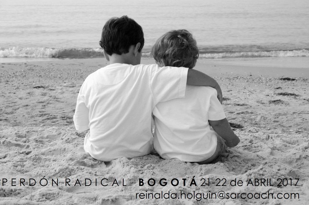 El Perdón Radical en Bogotá con Andrea Sydow Sanación y Perdón