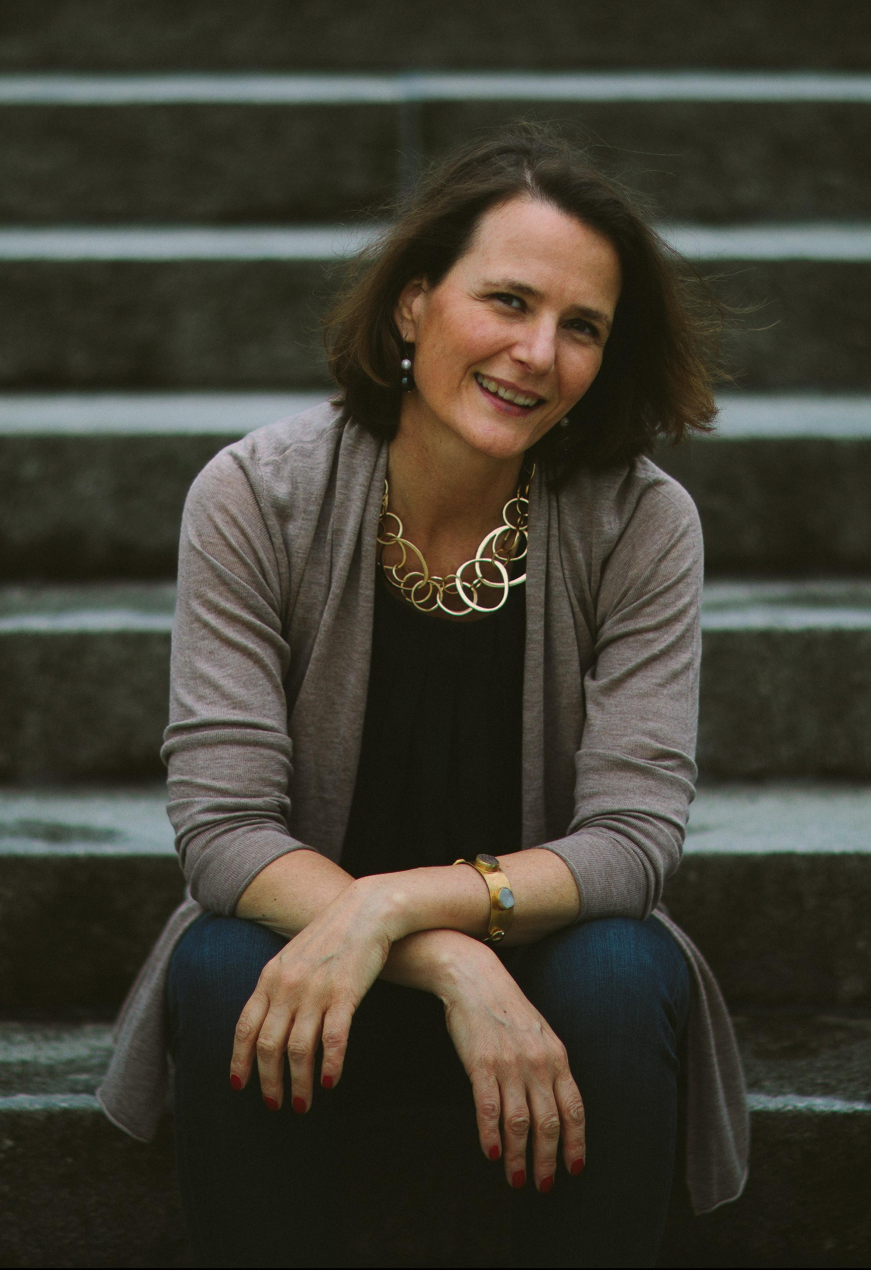 Andrea Sydow filóloga y terapeuta La Felicidad Que Permanece retiro basado en las ensenanzas de Bert Hellinger