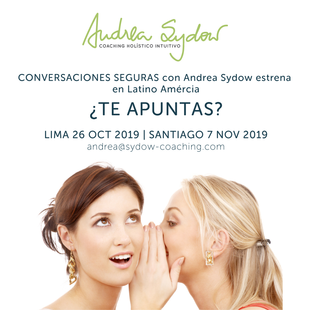 Safe Conversations con Andrea Sydow