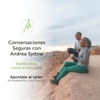 Buneas conversaciones sea donde estés